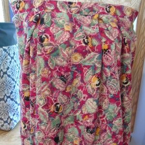 LuLaRoe Madison Skirt - 2XL